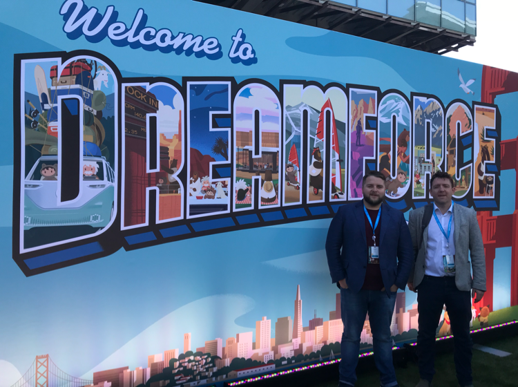 First Insights from DreamForce Illustration