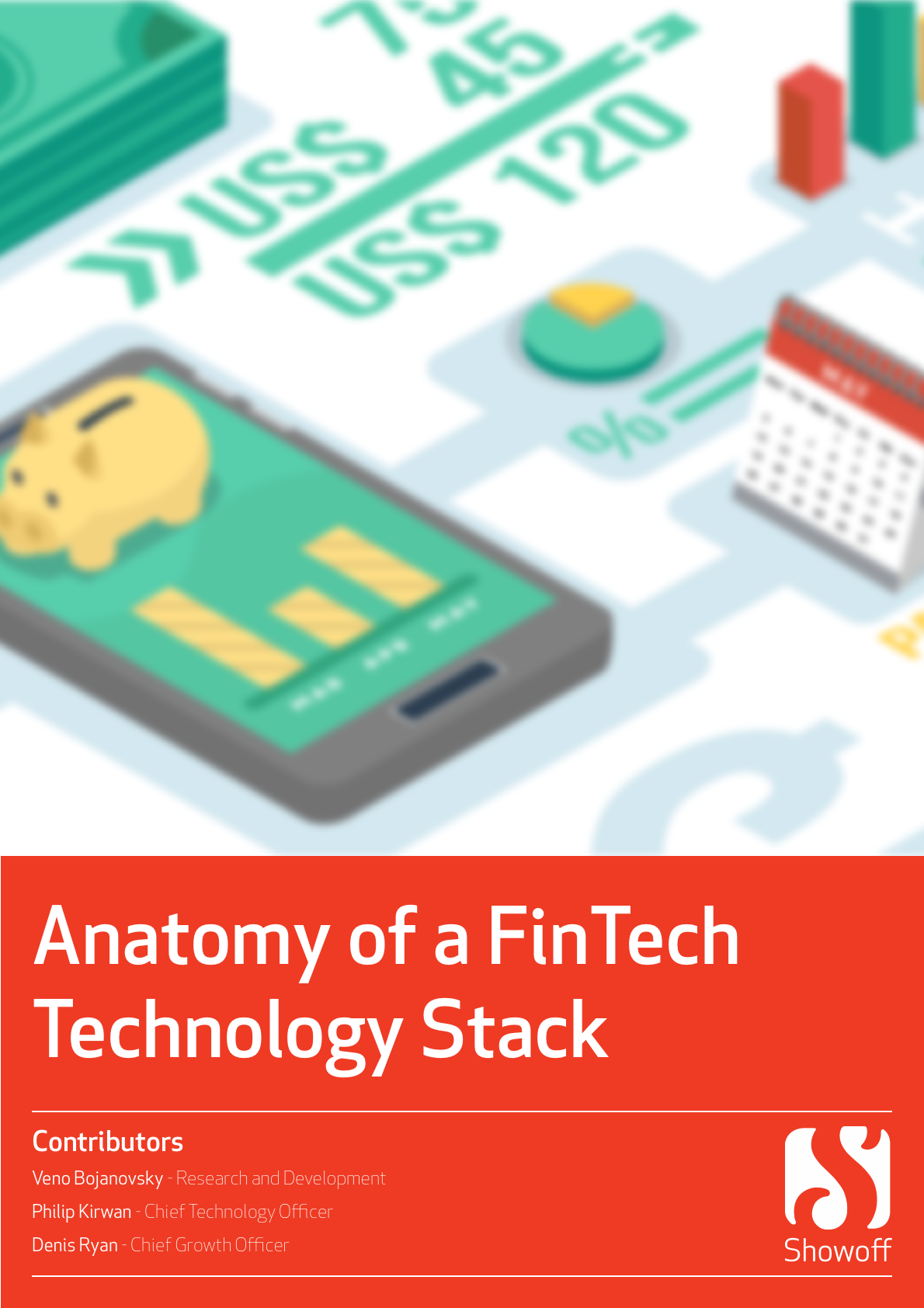 Anatomy of a FinTech Technology Stack Illustration