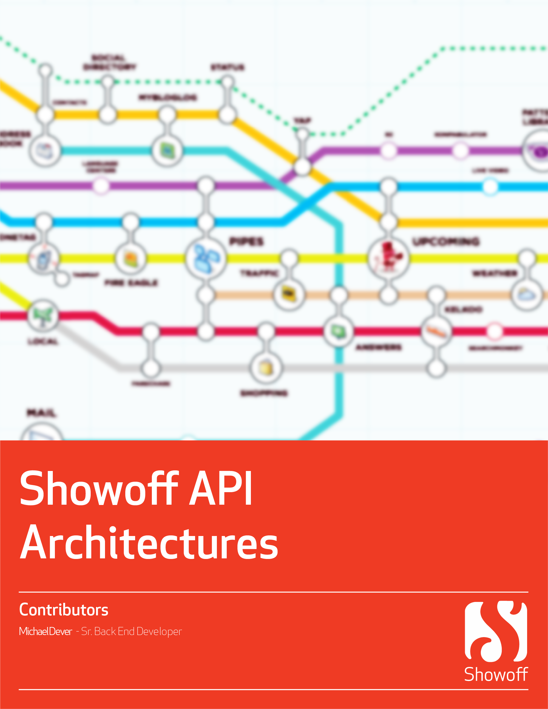 Showoff API Architectures Illustration