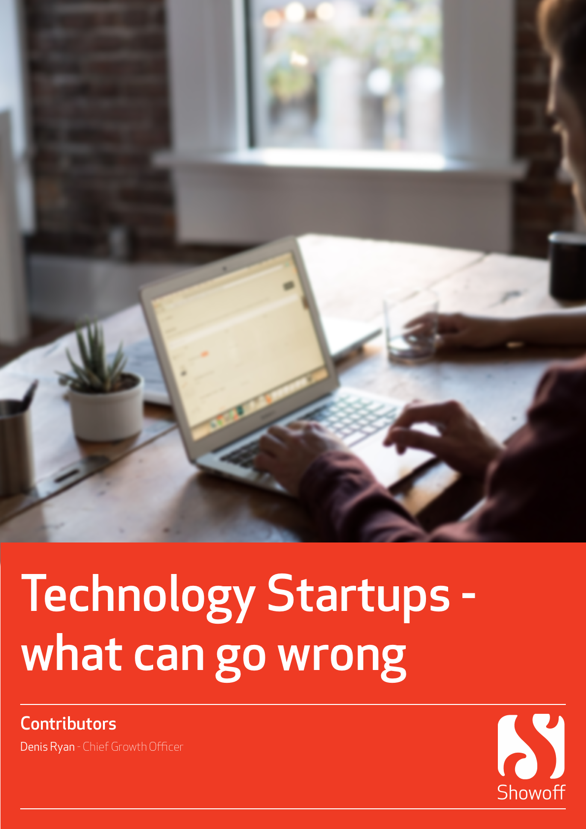 Technology Startups - What can go wrong Illustration